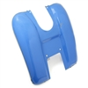Moped Stock Leg Shield -Blue