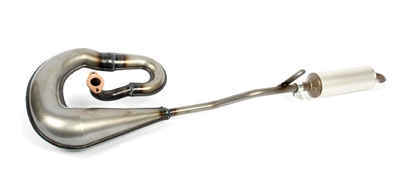 Puch House Brand Circuit Exhaust