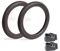 House Brand 16in Tire Tube Package