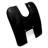 Moped Stock Leg Shield -Black
