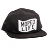 Moped Life Five Panel Hat