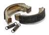 Puch Motobecane and Peugeot Moped EBC Brake Shoes