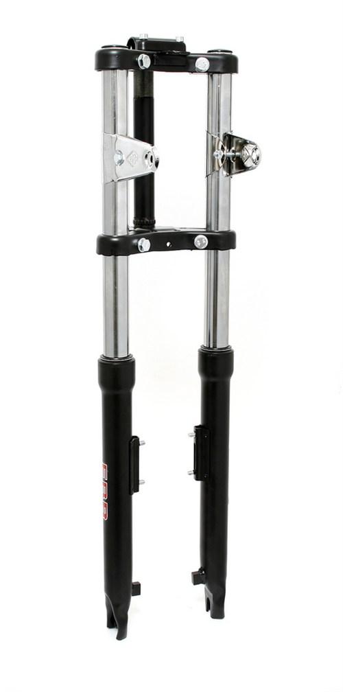 Peugeot / Motobecane EBR Forks -Black