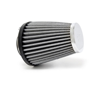 K&N RC-1082 Chrome Air Filter -Mikuni Size