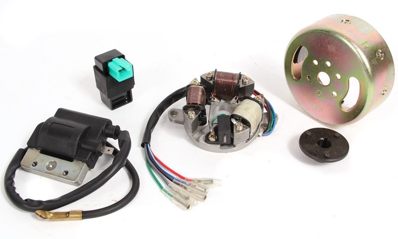 Honda Hobbit Camino Express    CDI    Ignition System