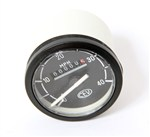 CEV Black & White Speedometer