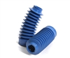 Rubber Fork Boot Set -Blue