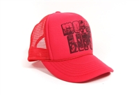 Moped Life SunSet Rider Hat -Red