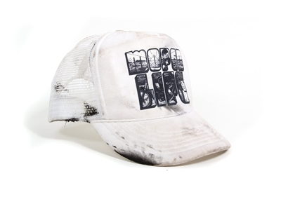 Moped Life SunSet Rider Hat -White