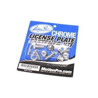 License Plate Bracket Bolt Kit