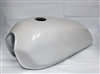 Universal Moped Gas Tank -White
