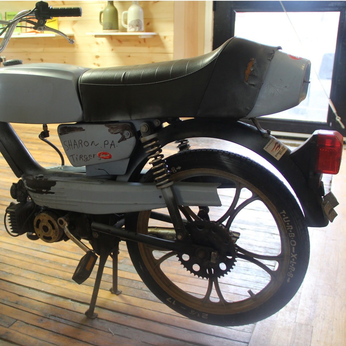 MotoMarina Sebring With Minarelli V1 Project Moped