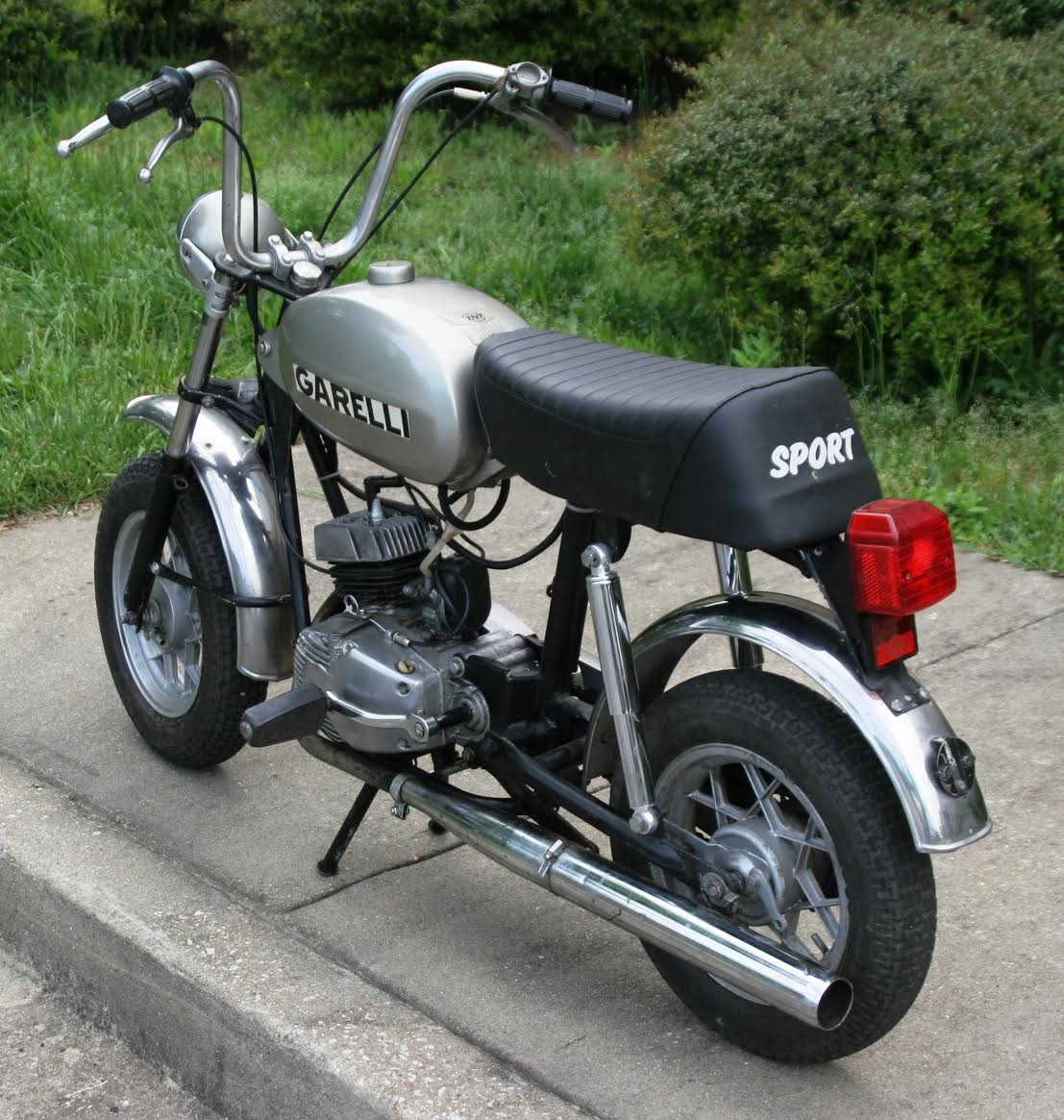 Garelli Bonanza VIP Mini Moped