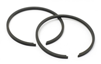 Peugeot Garelli Derbi Chromed Piston Ring SET 40mm x 1.5mm GI