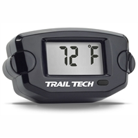Trail Tech Temp Gauge -14mm Black
