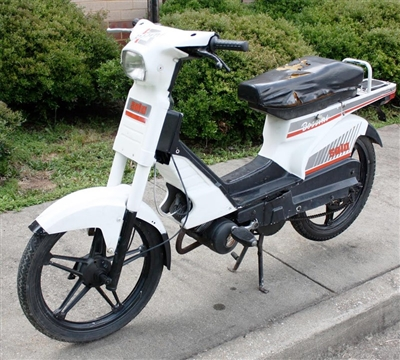 Bossini Solo Euro Moped
