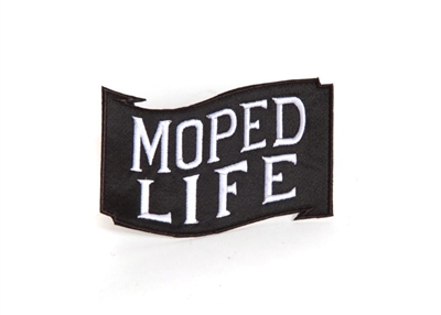 Moped Life Patch