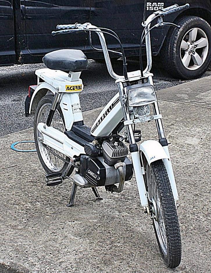 Garelli vip euro moped sciox Gallery