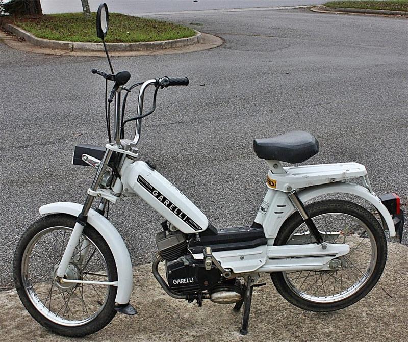 Garelli Vip Euro Moped