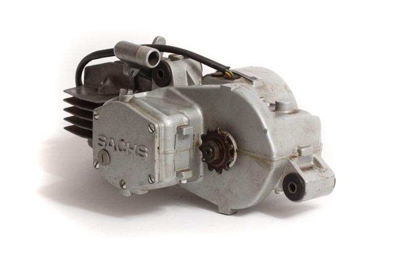Sachs 504 Engine