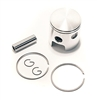 Puch 74cc Gilardoni Piston Kit -High Flow Edition