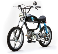 Indigan Trail Rolling Moped Frame