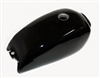 Universal Moped Gas Tank -Black