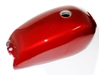 Universal Moped Gas Tank -Red