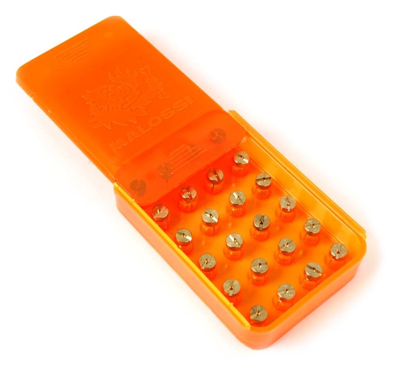 Malossi Dellorto Orange Jet Box