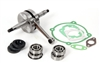 Puch E50 Complete Engine Rebuild Kit -Crank, Bearings, Seals, Gaskets